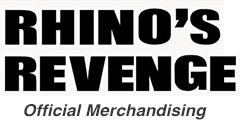 Rhino's Revenge Merchandising